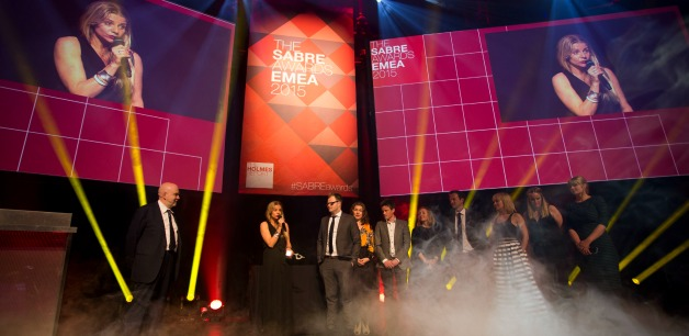 2015 SABRE Awards EMEA Winners