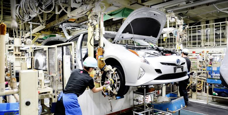 Toyota Reclaims Position as the World's No. 1 Automaker