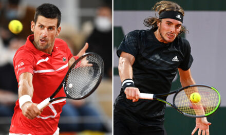 Novak Djokovic vs. Stefanos Tsitsipas: Here's how much prize money is at stake in the men's French Open final