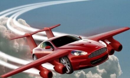 FLYING CARS COULD BE COMMERCIALLY AVAILABLE IN 2024