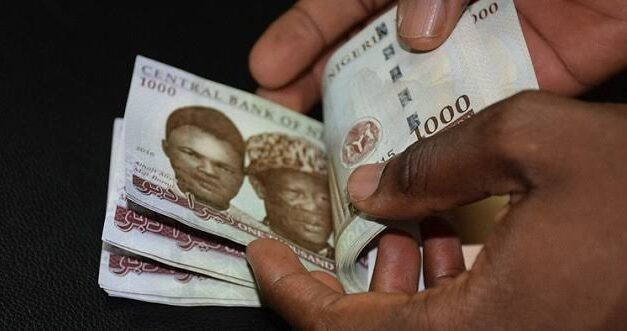 CURRENCY IN CIRCULATION RISES TO ₦2.74TN