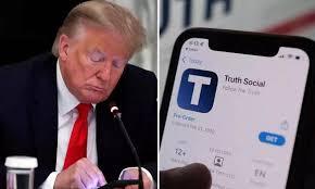 DONALD TRUMP LAUNCHES NEW SOCIAL MEDIA PLATFORM